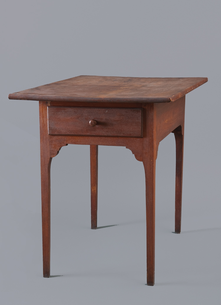 authentic shaker furniture birch and pine original red