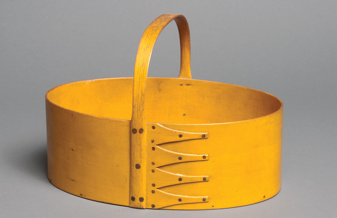 Lot 13, Yellow Oval Carrier
